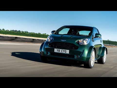 Aston Martin V8 Cygnet: The Ultimate City Car