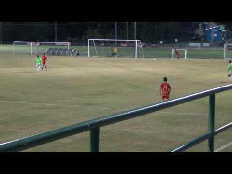 Hispania U13 vs GPS Guaynabo - 2do Tiempo - Copa Bayamon 2016