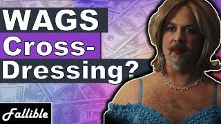 Why Does Wags Wear A Dress For Kappa Beta Phi? | Billions Season 4