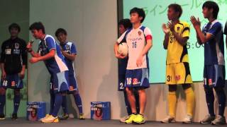2013年9月28日 ラインメール青森FC 青森ドラッグストアショー ステージイベント thumbnail