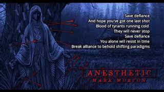 Mark Morton - Save Defiance feat. Myles Kennedy lyric video