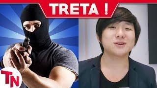 Casa de Youtuber é invadida por ladrões, Pyong Lee vai largar canal?