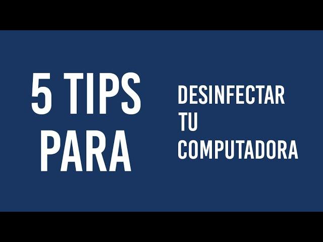 Computadora libre de virus