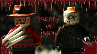 LEGO Freddy vs Jason (Halloween Special)