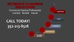 Professional Cleaning Company in Gainesville Fl 32601 352-213-8518 - Ultimate Cleaning Solutions