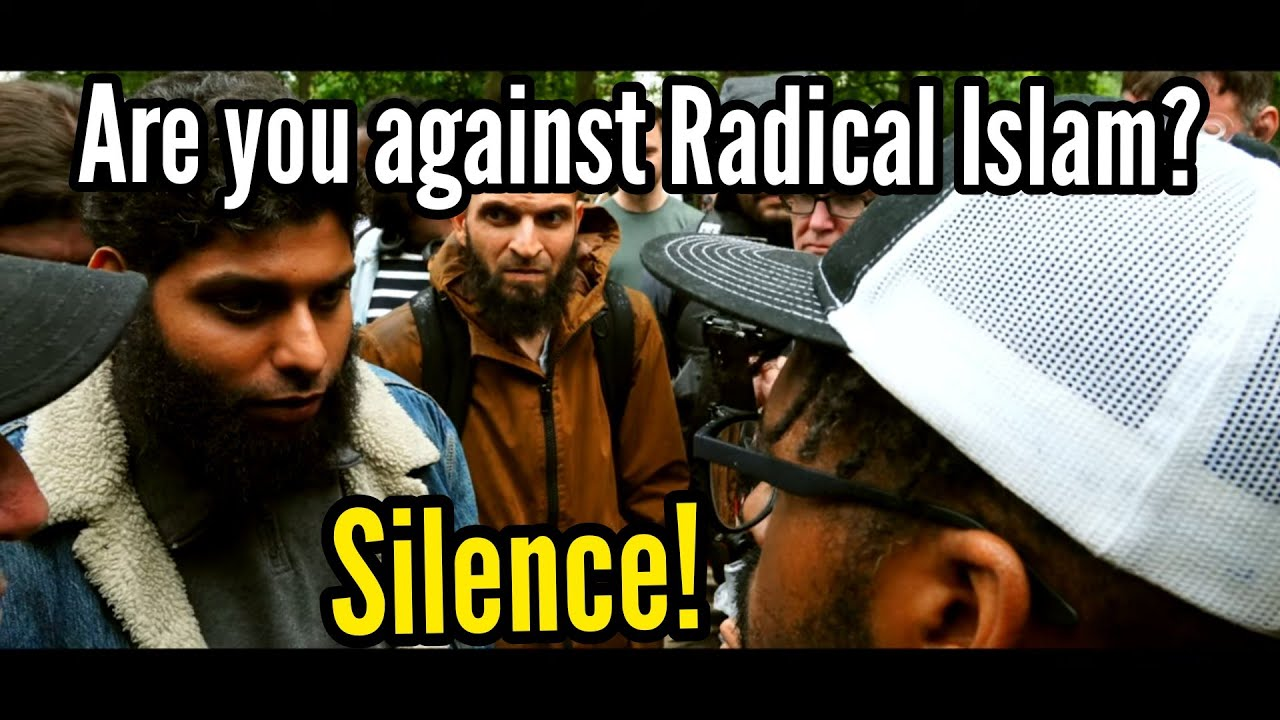 *New* | Tommy Robinson supporters on Freedom of Speech | Taqiyya Mode | Speakers' Corner