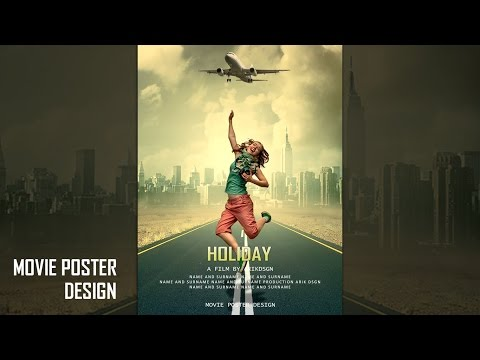 create a movie poster online free