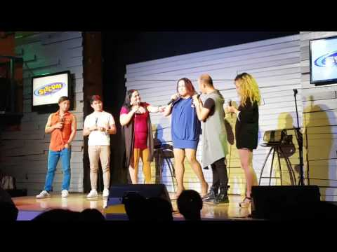 Saturday Group Intro - Sitcom Live!