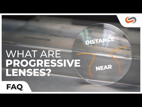 What Are Progressive Lenses?   SportRx