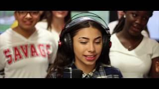 Faith Not Luck- Mayberry Middle School  (Hip Hop Class)
