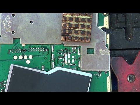 Nokia 230 RM-1172 нет сети