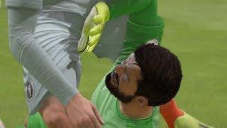 FIFA 19 #7 ПРИКОЛЫ БАГИ СМЕШНЫЕ МОМЕНТЫ