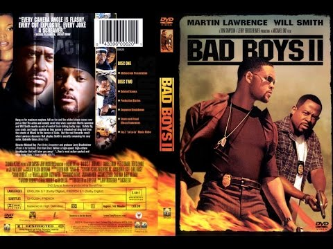 Bad Boys Ii 2003 Two Disc Dvd Unboxing And Overview Youtube