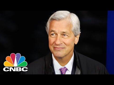 Donald Trump Team Considers JPMorgan EO Jamie Dimon For Treasury   CNBC