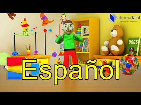Cabeza Hombros Rodillas Pies - Head Shoulders Knees and Toes Spanish - Canciones Infantiles