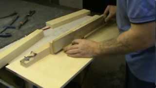 Шиповое соединение ласточскин хвост(Из этого видео вы узнаете о не заслужено забытом способе шипового соеденения как ласточкин хвост. Еще много..., 2013-11-30T14:59:14.000Z)