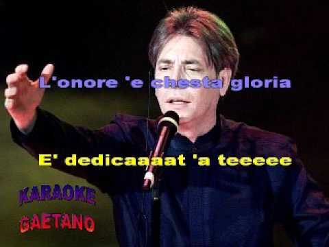 Nino D'Angelo Celebrita' Karaoke