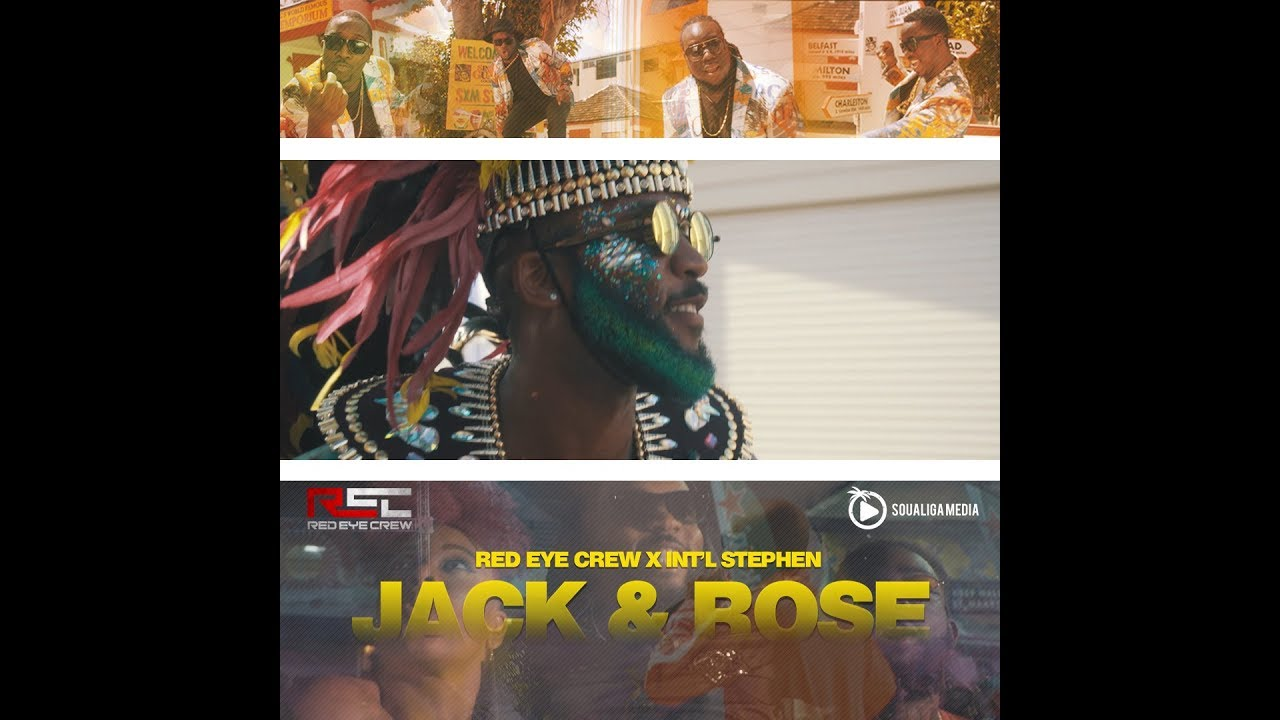 "REC: (Red Eye Crew) ""Jack and Rose Instructions"" Ft. Int'l Stephen"