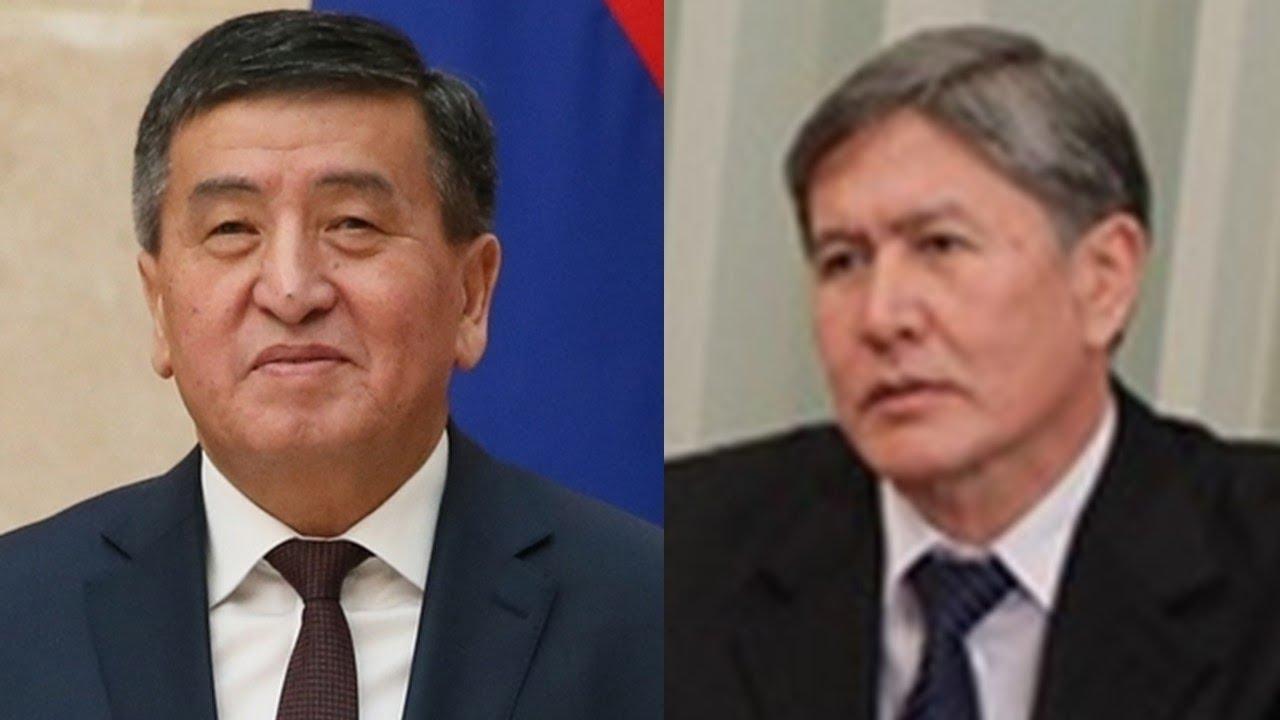 """Кыргызстан дорого платит за """"громкие"""" высказывания Атамбаева"""