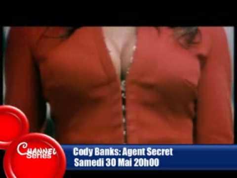 Cody Banks: Agent Secret Comercial poster