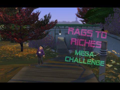 Wer hat ihm das Laufen beigebracht? 😂 – Rags To Riches_Mega-Challenge (Ep. 11)