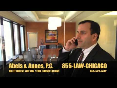 Chicago Personal Injury Lawyer TV Commercial