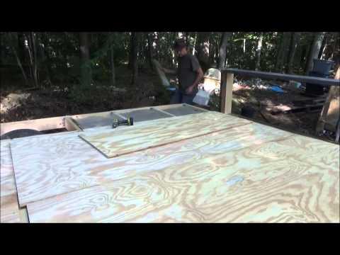 Huge Craigslist Tool Haul And Finishing My Tiny House Flooring