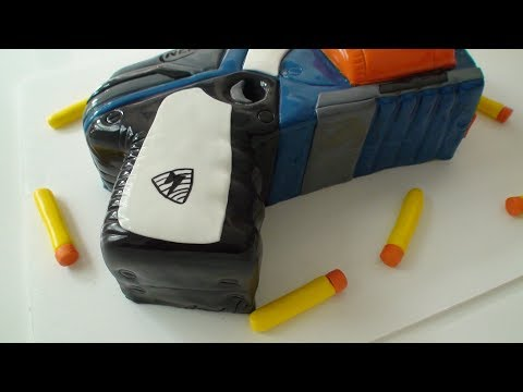 3 MINUTES of COOL CAKES for Boys!