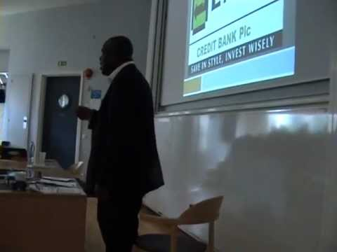 Exim Credit Bank Cameroon (1/2)