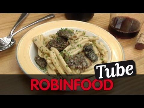 ROBINFOOD / Pasta fresca con morillas + Cóctel Valencia