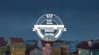 Marshmello -Alone  [Unofficial music ]