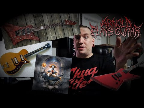 iFAQ #8 - inFrequently Asked Questions - Solar E-type, Worst Guitar, Kiiras guitars, Devin, and more