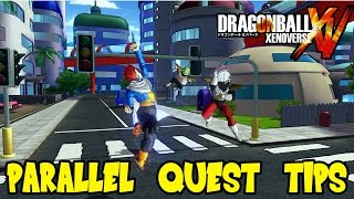 Dragon Ball Xenoverse: How To Beat Difficult Parallel Quests (5 stars & up)