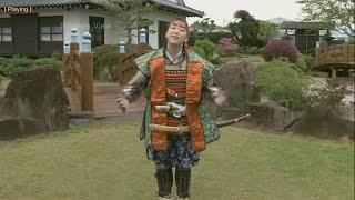 Lightweight Wearable Samurai Armor