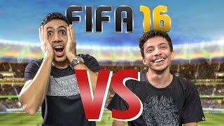 دحومي999 ضد محمد اكس دي | FIFA 16