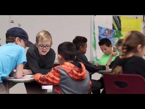 Video Showcasing Flexible Classroom Furniture - Hillsboro School District