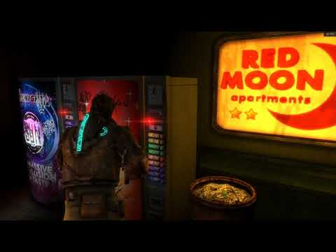 Dead Space 3 Game Play on ASUS RoG 30FPS REC