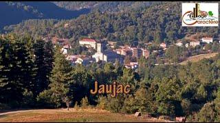 Ardèche - Jaujac, village de caractère
