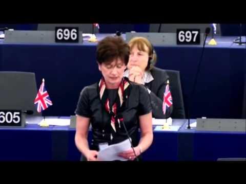 Thalidomide victims: 60 years of German prevarication and delay - Diane James MEP