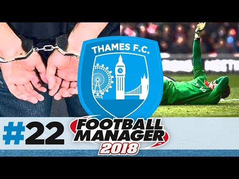 THAMES FC | EPISODE 22 | THE WORST INJURY | FOOTBALL MANAGER 2018