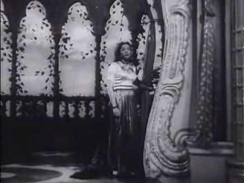 Amber(1952)-Duniya mein Nahin koi yaar vafadar zamaana sachch kehta hai (Lata Mangeshkar)
