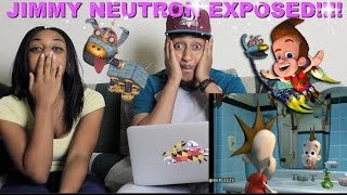 "Couple Reacts : ""JIMMY NEUTRON: EXPOSED"" By Berleezy Reaction!!!!"