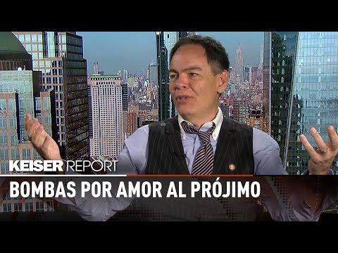 Bombas por amor al prójimo - Keiser Report en español (E1216)