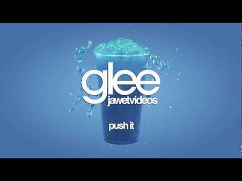 Glee Cast - Push It (karaoke version)