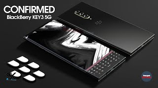 BlackBerry KEY3 5G New Design - Latest Features, and Release Date 2021!
