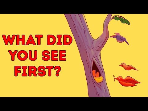 20 TRICKY OPTICAL ILLUSIONS THAT'LL SPIN YOUR MIND AROUND