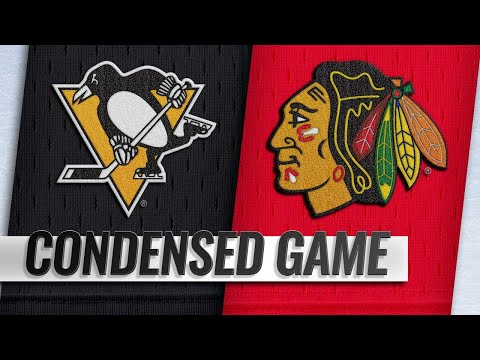 12/12/18 Condensed Game: Penguins @ Blackhawks