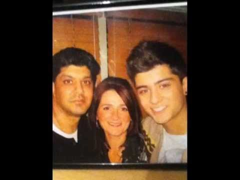 Zayn's Malik Family - The Malik Family ♥ - YouTube