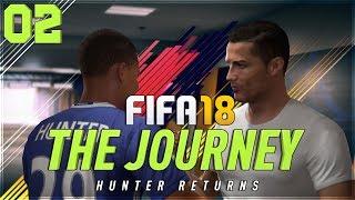 Fifa 18 the journey #02 ★ so entstehen gerüchte! ★ let's play fifa 18 the journey deutsch