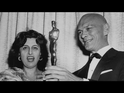 Yul Brynner Wins Best Actor: 1957 Oscars
